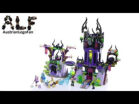 Vidéo LEGO Elves 41180 : Le château des ombres de Ragana