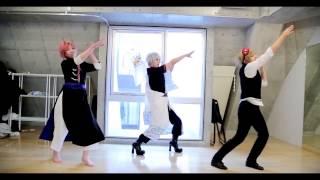 【銀魂】きょうもハレバレ【踊ってみた!】