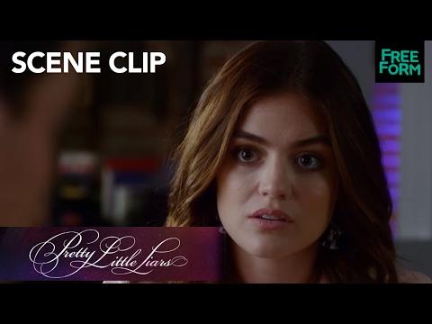 Pretty Little Liars | Season 7, Episode 11: Aria Talks with Ezra | Freeform