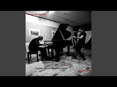Improvisation #1 online metal music video by COOPER-MOORE