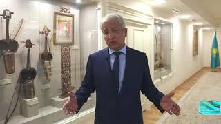Имангали Тасмагамбетов принял эстафету от Игоря Крутого