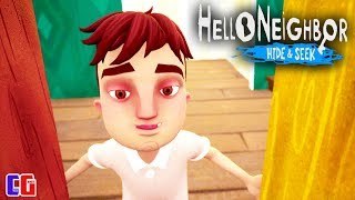 New HELLO NEIGHBOR! CHILDREN PLAYING HIDE and seek Walkthrough Hello Neighbor Hide And Seek