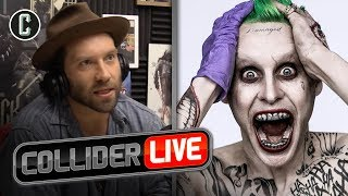 Jai Courtney Talks About Jared Leto as the Joker