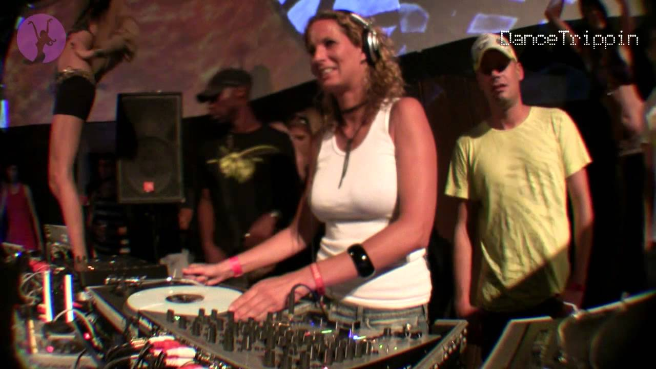 Monika Kruse Live At Zoo Project Ibiza 2008 Live Dj Set Video