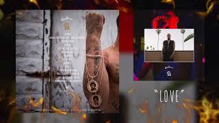 AKTHESAVIOR - LOVE (AUDIO)