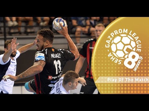 Play of the match: Rogerio Moraes Ferreira (Vardar vs Zeleznicar 1949)