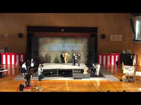 191028オペラ「てかがみ」田殿小学校公演
