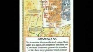 HayTun - Hamlet Nersesian & Armen Khanjian about Jerusalem - part 1 of 4