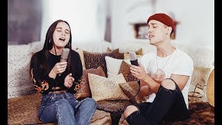 MAROON 5 - She Will Be Loved (Cover by Leroy Sanchez and Bea Miller)