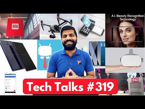 Tech Talks #319 - Folding iPhone, Oculus Go, Galaxy S9, NASA Problem, Duo ViLTE Call, AirTel 50GB