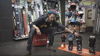 Видео: Как выбрать горнолыжные ботинки по назначению