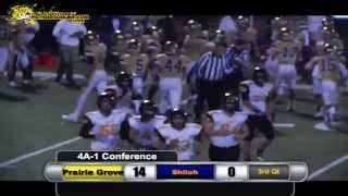 Prairie Grove (20) vs Shiloh (27) 2014