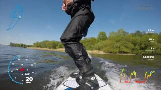 Onean Carver - Electric Surfboard - Test