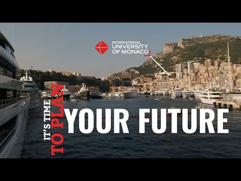 IUM 2020 - IT'S TIME TO PLAN YOUR FUTURE