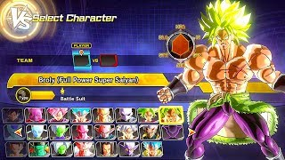 Dragon Ball XENOVERSE 2 All Characters + DLC And Stages [ENGLISH]