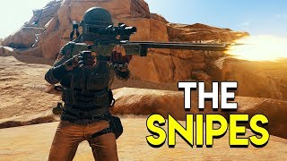 THE SNIPES! - PlayerUnknown