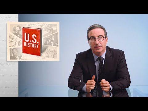 Americké dějiny - Last Week Tonight