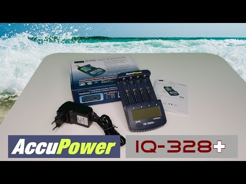 Chargeur ACCUPOWER IQ 328+ - Déballage et prise en main [Express]