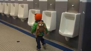 Urinal Gauntlet