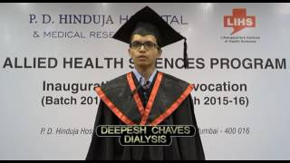 Allied Health Sciences Courses - Student Testimonials.