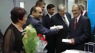 Открытие доп. офиса РосинтерБанка в Воскресенске