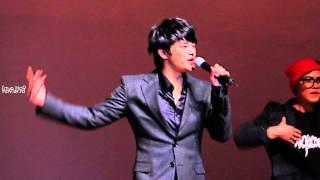 [120926 서인국] 덕성여대방송제_사랑해U / 덕성여대 학생회관 대강당