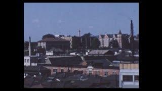 昭和30年代の三田キャンパスカラー映像