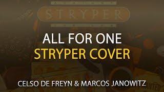 All For One | Acústico - Marcos Janowitz & Celso de Freyn - Stryper Cover