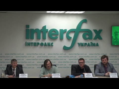 Interfax-Ukraine to host press conference dedicated to innovative technologies for monitoring 2019 presidential election to be used by Ze team, campaign headquarters of presidential candidate Zelensky