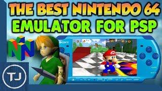 Emulating Nintendo 64 On The PSP Just Got Better!