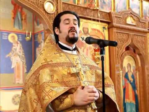 Проповедь в неделю 26-ю по Пятидесятнице