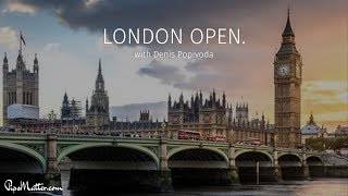 London Open | Shorting GBPUSD, Market review and a lesson on Stop Losses