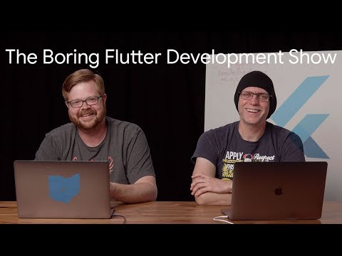 Packages and Plugins – The Boring Flutter Development Show, Ep. 6