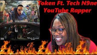 Mom Reacts To Token   YouTube Rapper Ft. Tech N9ne | Reaction