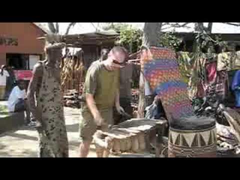 Jon goes to Africa