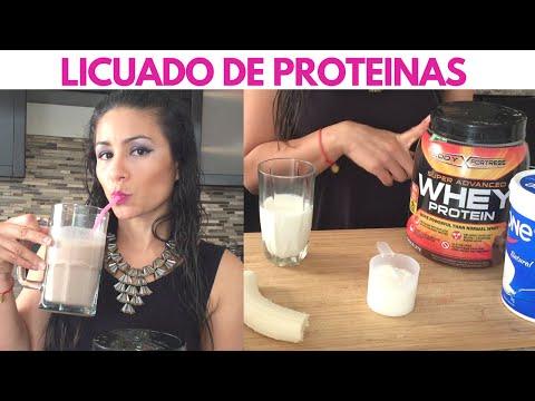 Como Hacer Tu Batido De Proteinas Mas Efectivo🍹