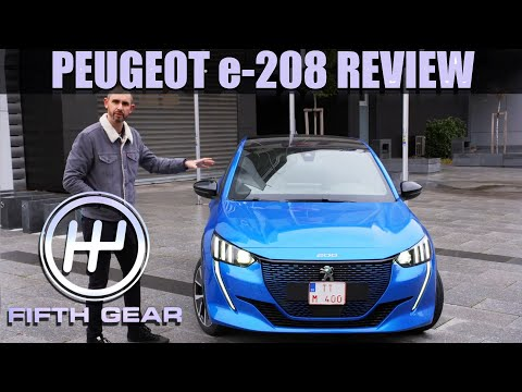 AD – Peugeot e-208 Review | Fifth Gear