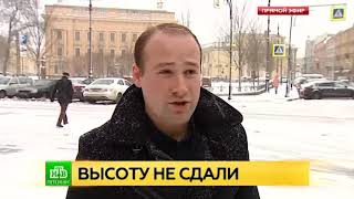 Застройщик «Планетограда» в Петербурге не отказывается от своих планов