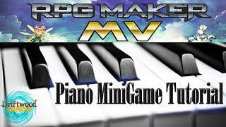 Galv's RPG Maker MV Invader Mini Game - Early Dev Video #3 - hmong video