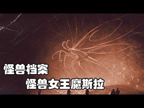 怪兽电影宇宙档案—魔斯拉