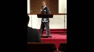 Stand  Pt. 1 Pastor Darryl Arnold OBC Knoxville TN