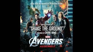 "Exclusive Premiere: Cherri Bomb ""Shake The Ground"""