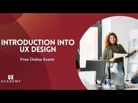 Intro into UX Design ( User Experience Design) - FREE UX Training ...