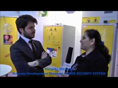 LABOR SECURITY SYSTEM at ArabLAB 2015