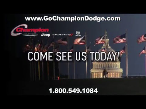 2016 DODGE PRESIDENTS DAY SALE - Los Angeles, Cerritos, Downey CA - JEEP, RAM, CHRYSLER - SPECIAL EVENT