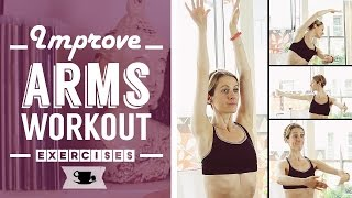 Strong and Lean Arms Workout by Lazy Dancer Tips