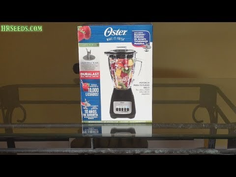 ⟹ Oster blender | Walmart blenders | Product review