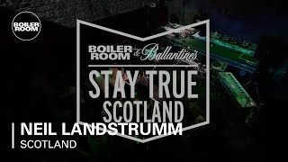 Neil Landstrumm - Live @ Boiler Room & Ballantine's Stay True Scotland Live Set