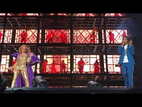 Beyoncé and Jay-Z - Family Feud / Upgrade U On The Run 2 Buffalo, New York 8/18/2018