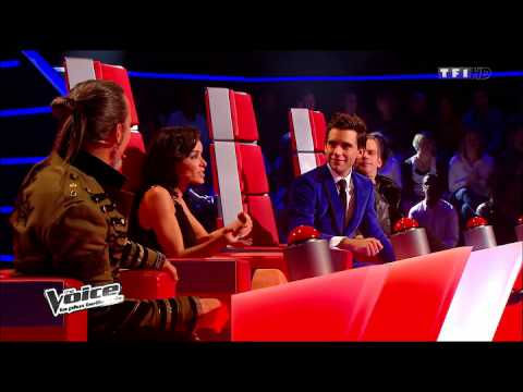 Kendji Girac - The Voice Saison 3: Audition à l'aveugle